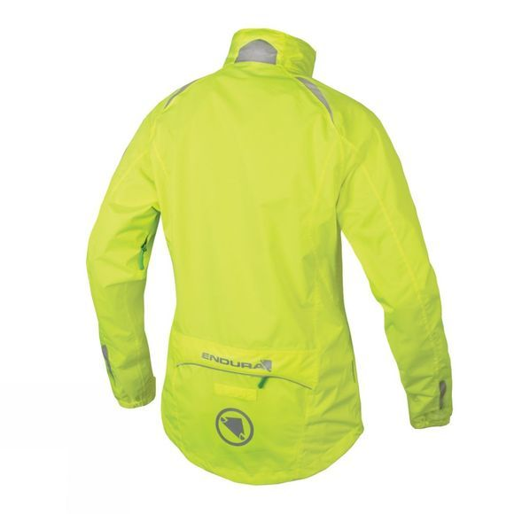 Endura Women's Gridlock II Jacket Hi-Viz Yellow