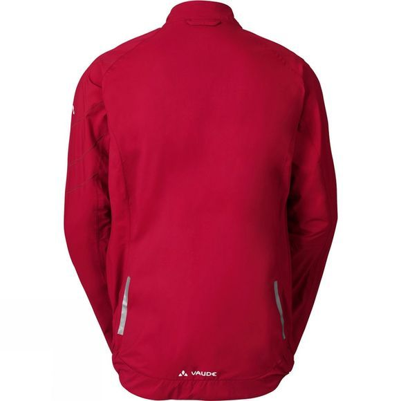 Vaude Womens Umbrail Jacket Indian Red
