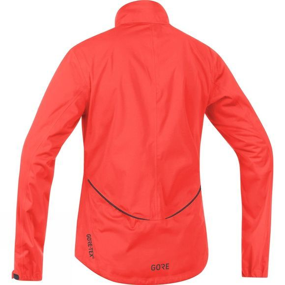 Gore Bikewear Womens C3 Gore-Tex Active Jacket Lumi Orange/Terra Grey