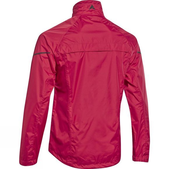 Altura Womens Nevis Waterproof Jacket Hi Viz Pink