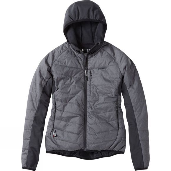 Madison Womens DTE Hybrid Jacket Phantom