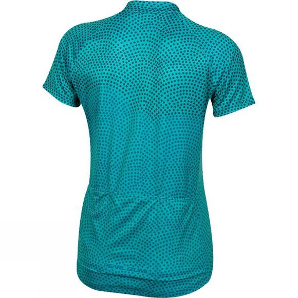 Pearl Izumi Womens Select Ltd Dotted Jersey Teal