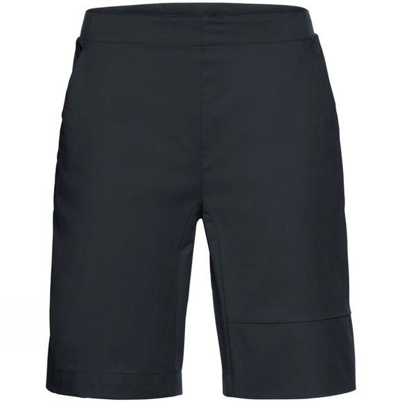 Vaude Womens Cyclist II Shorts Phantom Black