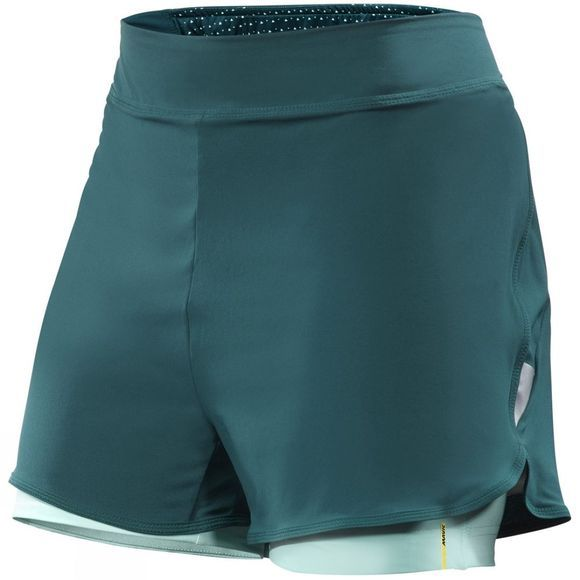 Mavic Women's Echappee Short Teal/Light Blue