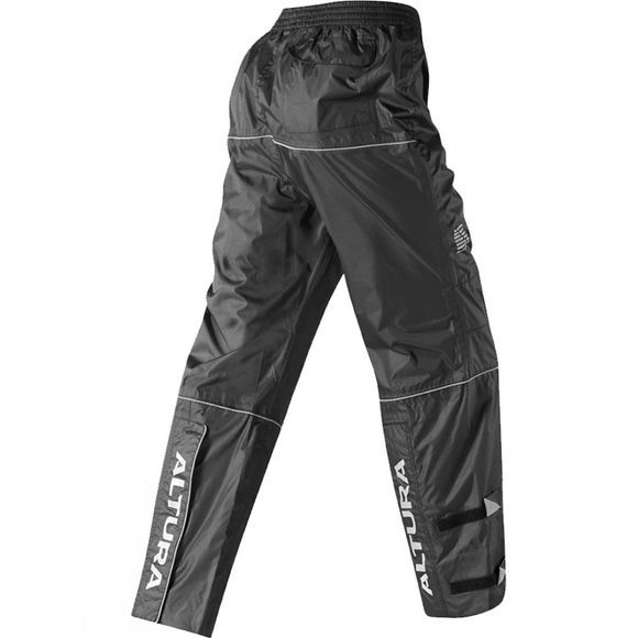 Altura Womens Cyclone 2 Waterproof Overtrousers Black