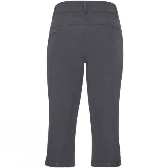 Vaude Womens 3/4 Yaki II Pants Iron
