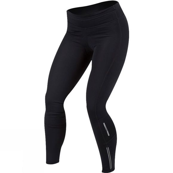 Pearl Izumi Womens Pursuit Thermal Cycling Tight Black
