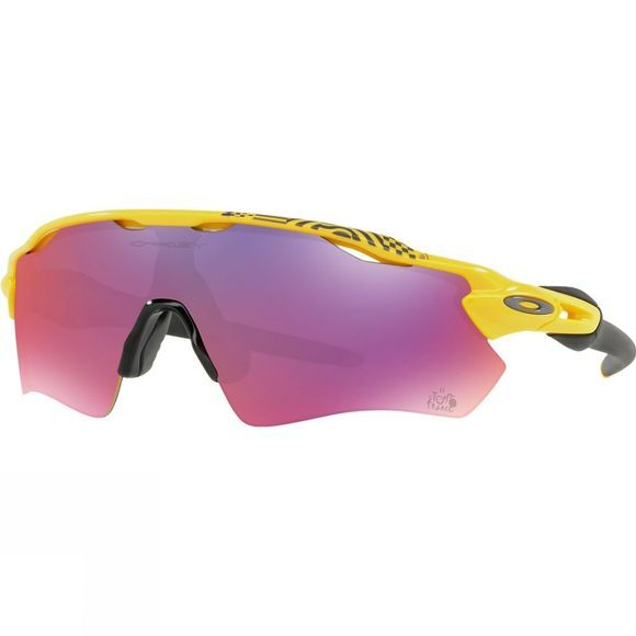 Oakley Radar® EV Path® Tour De France 2018 Edition Sunglasses Yellow / Prizm Road