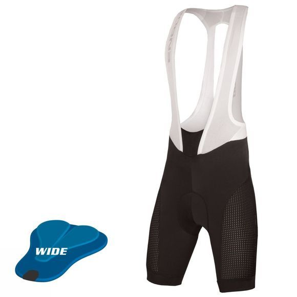 Endura Pro SL Lite Bibshort (wide-pad) Black