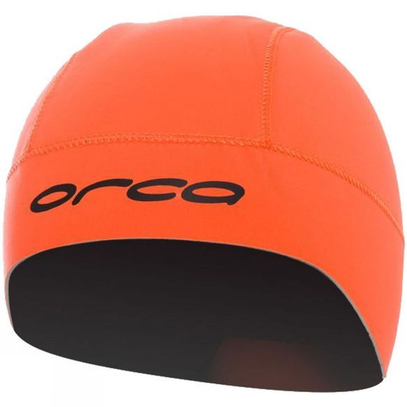 Orca Swim Hat Neon Orange