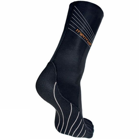 Blueseventy Thermal Swim Socks Black