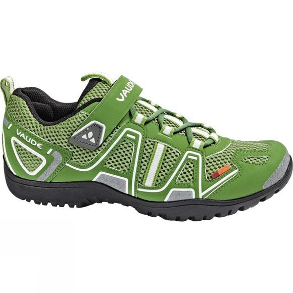 Vaude Yara TR Cycling Shoe Green Pepper
