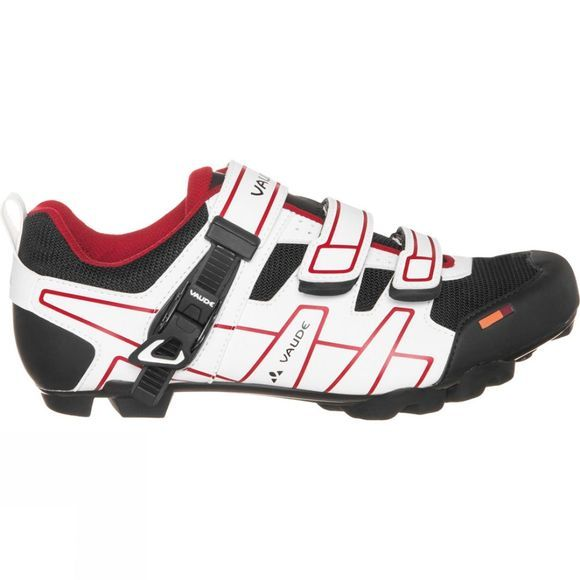 Vaude Exire Advanced RC Cycling Shoe White / Red