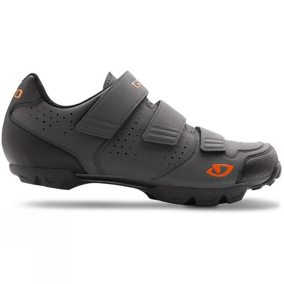 Giro Giro Carbide R Mountain Cycling Shoes Dk Grey        /Orange