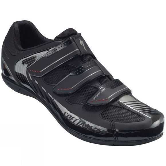 Specialized Sport RBX Road Shoe Black          /Red