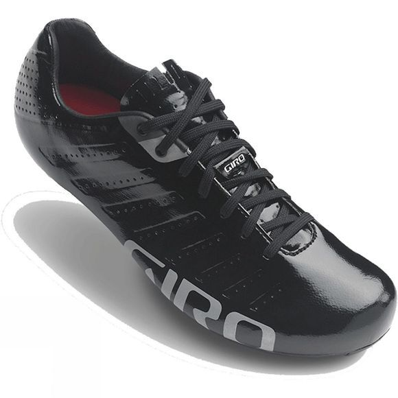 Giro Mens Empire SLX Road Shoes Black          /Silver