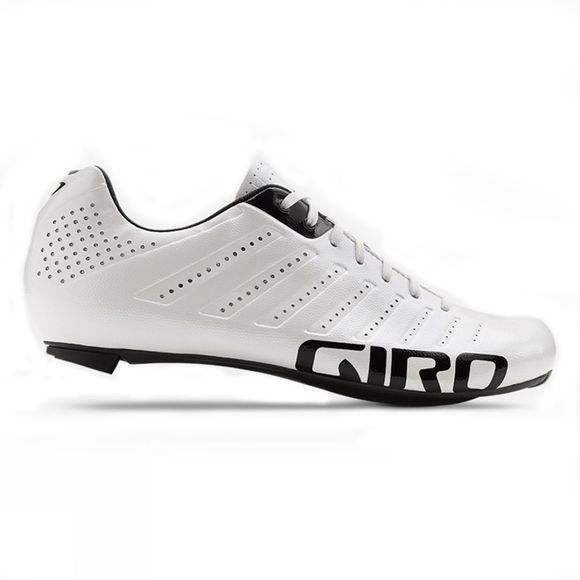 Giro Mens Empire SLX Road Shoes White          /Black