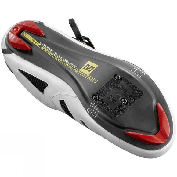Mavic Pro Road Shoe White          /Black