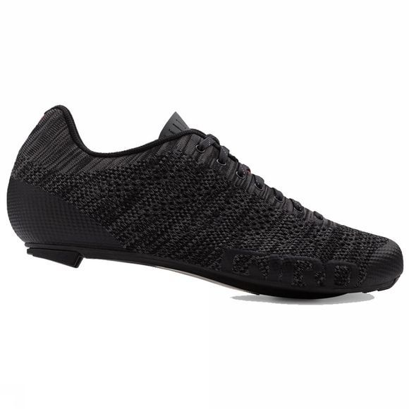 Giro Mens Empire E70 Knit Black/Charcoal Heather