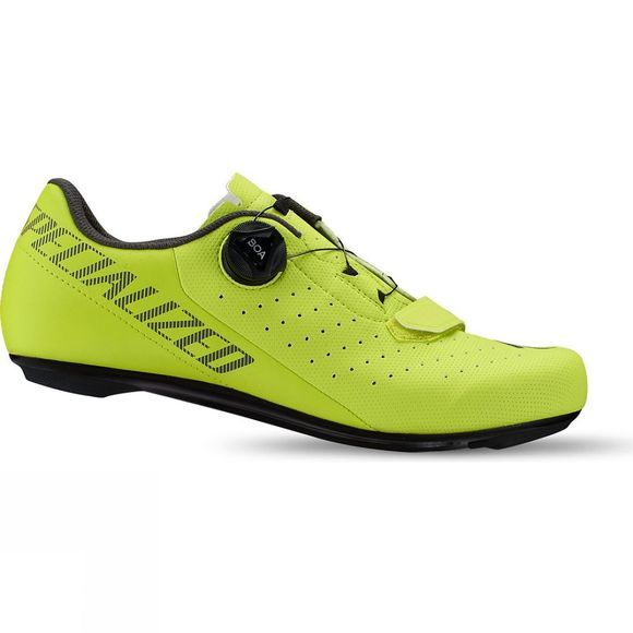 Specialized Unisex Torch 1.0 Road Shoe 2020 Hyper Yellow