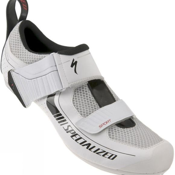 Specialized Trivent Sport Road Shoe White          /Black