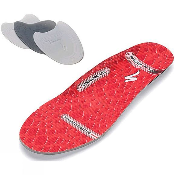 Specialized High Performance Footbed Red