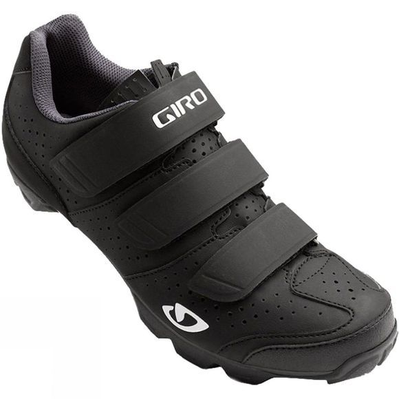 Giro Womens Riela R Mountain Cycling Shoe Black/Charcoal