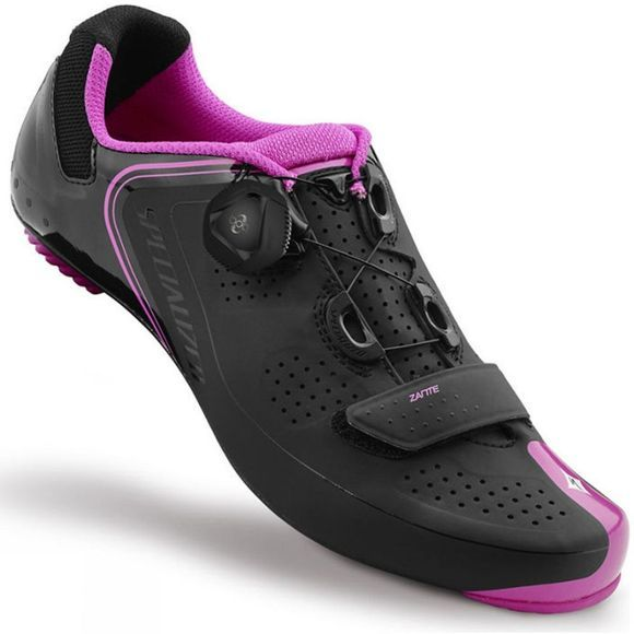 Specialized Womens Zante Road Shoe Black/Pink