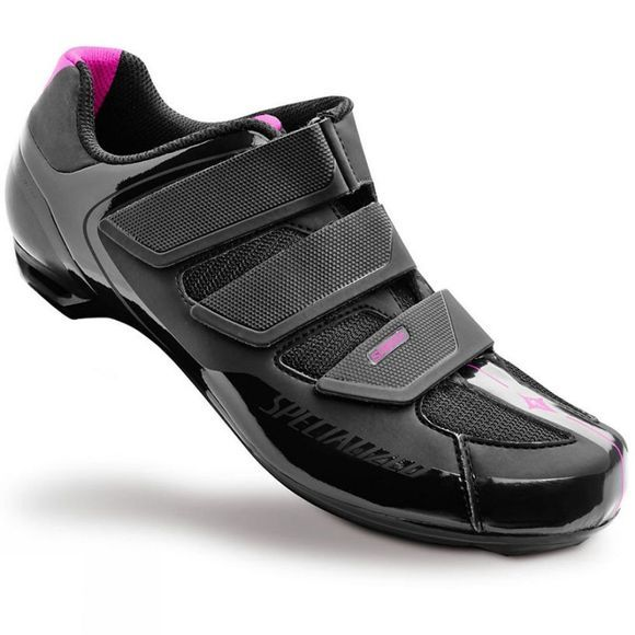 Specialized Womens Spirita Road Shoe Black          /Mid Pink