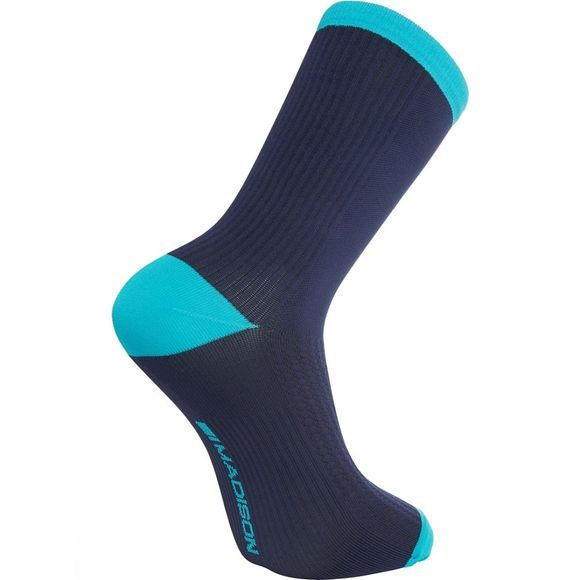 Madison RoadRace Premio Extra Long Sock Ink Navy