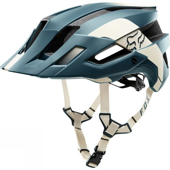 Fox Flux MIPS Conduit Helmet Blue Maui Blue
