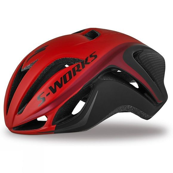 Specialized S-Works Evade Helmet Matte Red/Black