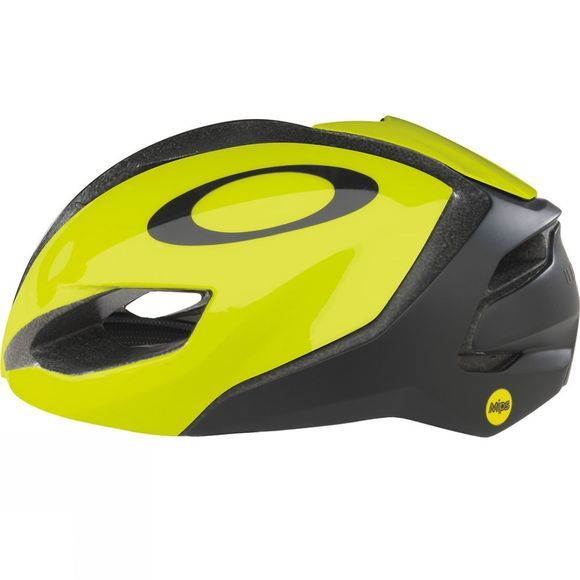 Oakley ARO5 Helmet Retina burn - lime green