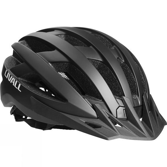 Livall MT1 Smart Helmet Matt Black