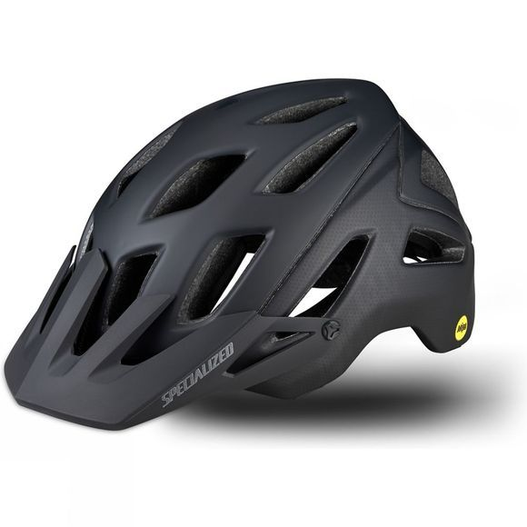 Specialized Ambush Helmet w/ ANGI Matte Black