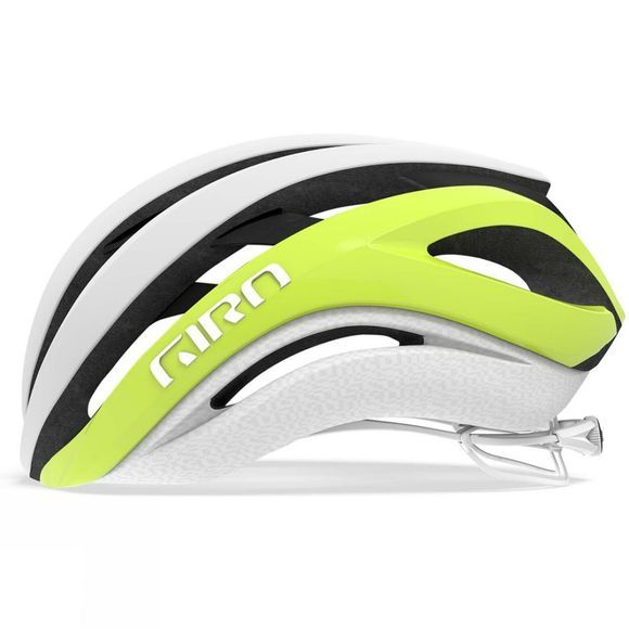 Giro Aether Mips Road Helmet White          /Yellow