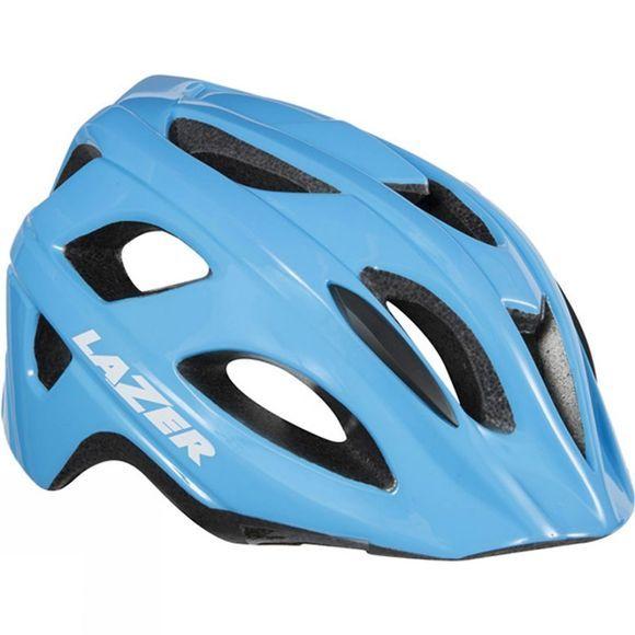 Lazer Kids Nutz Light Blue Helmet Blue