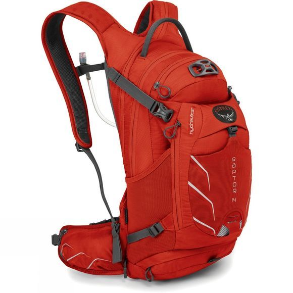 Osprey Raptor14 Hydration Pack Red Pepper
