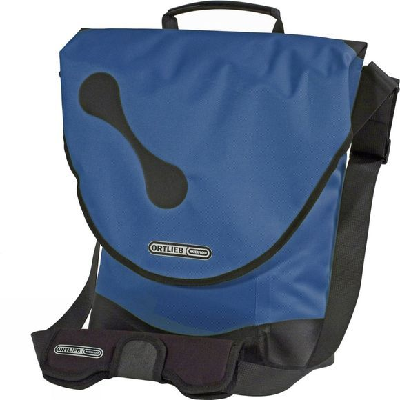 Ortlieb City Biker Pannier Bag - Single Steel Blue