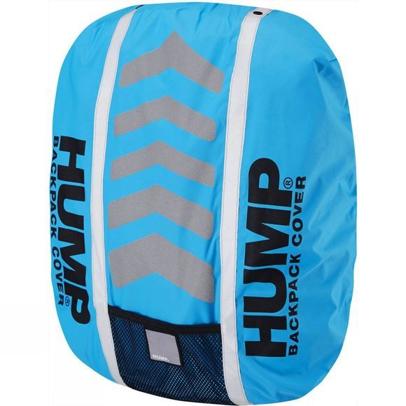 HUMP Deluxe Waterproof Rucksack Cover Blue