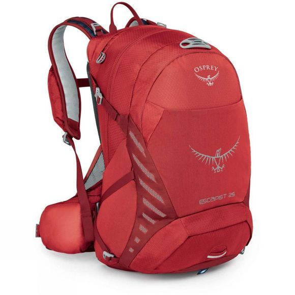 Osprey Escapist 25 Bag Cayenne Red