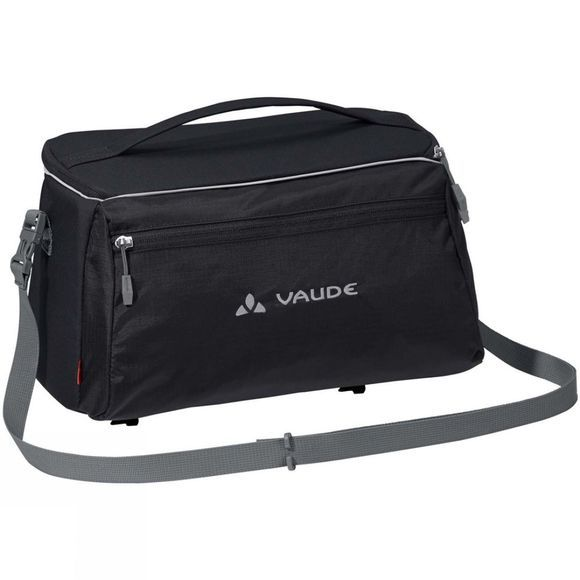 Vaude Road Master Shopper Bike Rack Bag Black Uni