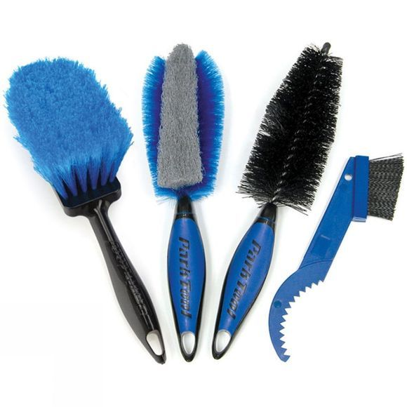 Park Tools Bike Cleaning Brush Set No Colour