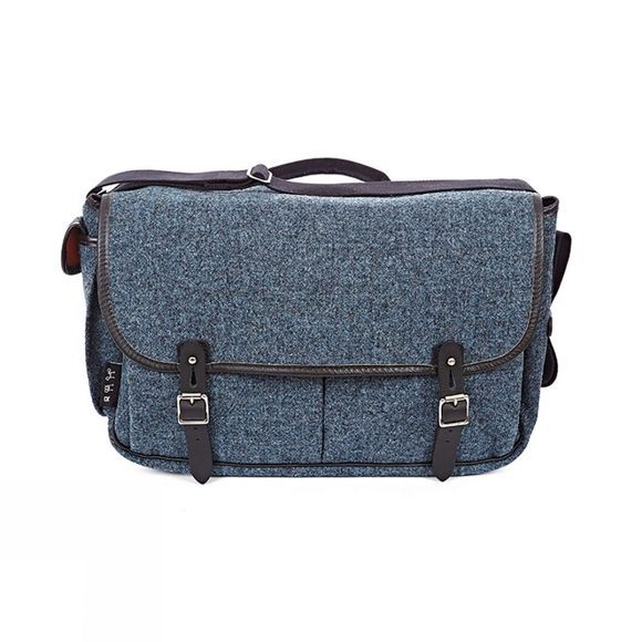 Brompton Game Bag Tweed