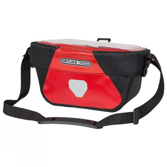 Ortlieb Ultimate 6 S classic Black          /Red