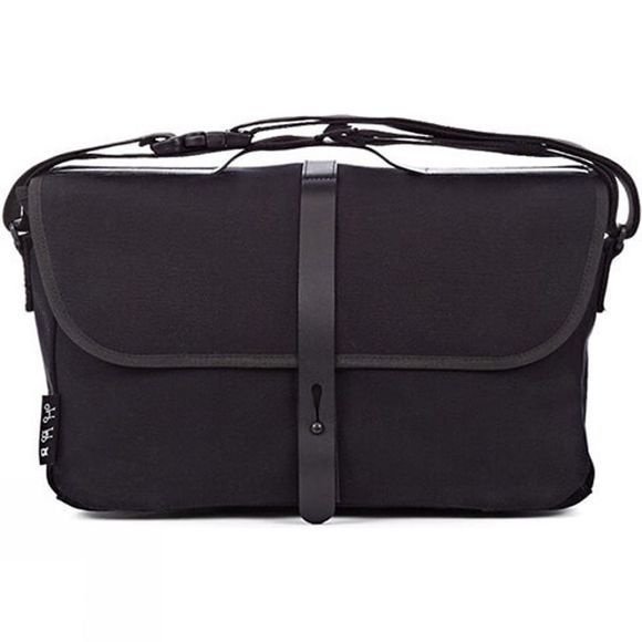 Brompton Shoulder Bag Black