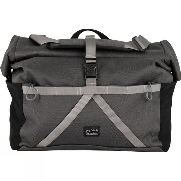 Brompton Brompt Borough Bag - Large 28L Grey