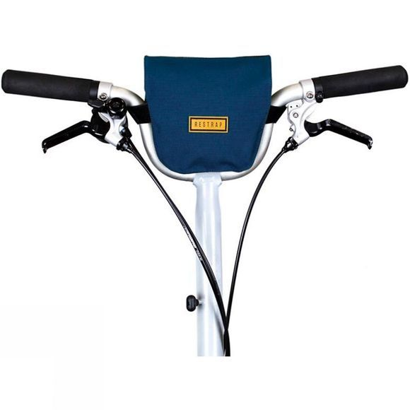 Restrap City Bar Bag (For Folding Bikes) Navy Blue