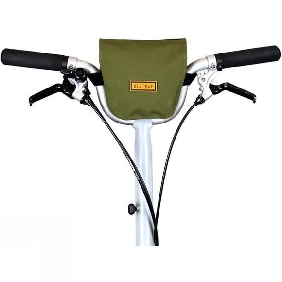 Restrap City Bar Bag (For Folding Bikes) Khaki