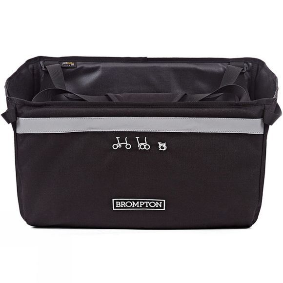 Brompton Brompton Folding Basket Bag .